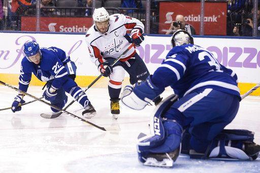 941d9e15a52 Washington Capitals left wing Alex Ovechkin