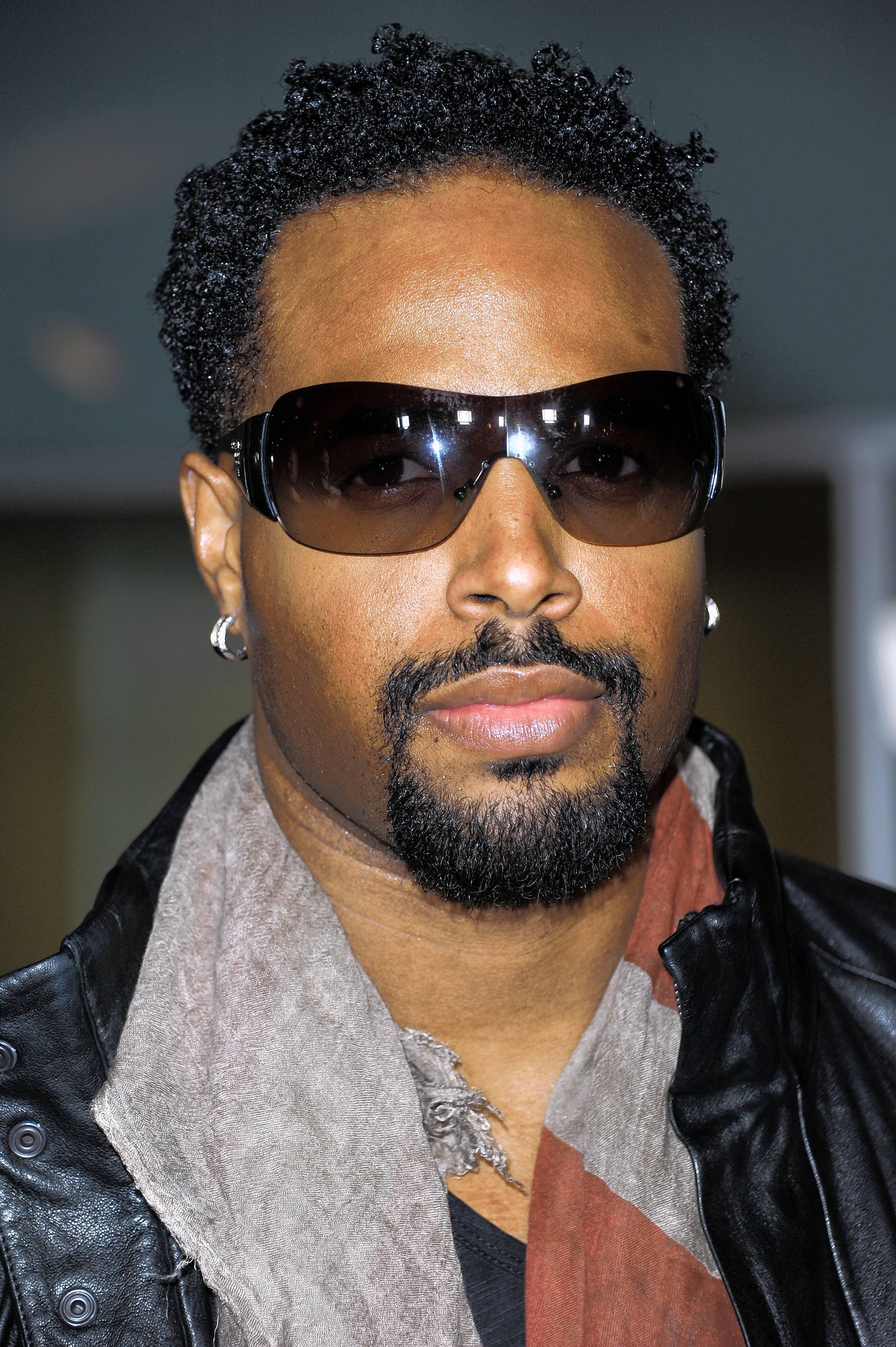 Shawn Wayans performs at the Improv Comedy Showcase in Schaumburg.