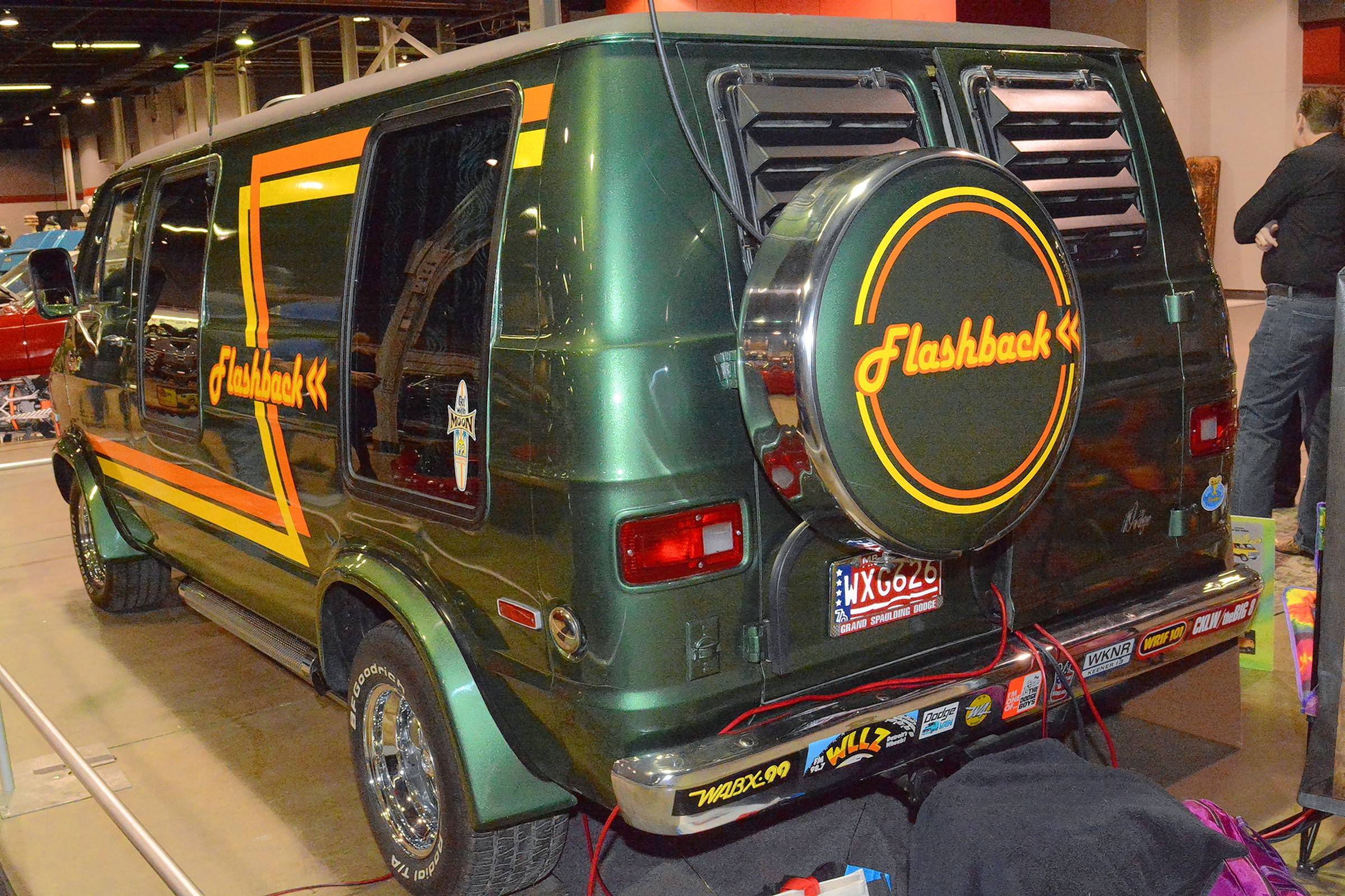 A base Tradesman van retailed for $4,586 in 1977. The Street Van package would tack an additional $980.90.