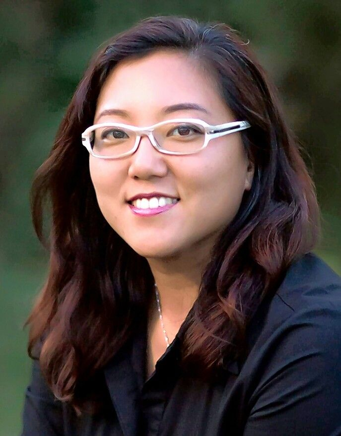 Holly Kim is running as a Democrat for Lake County treasurer