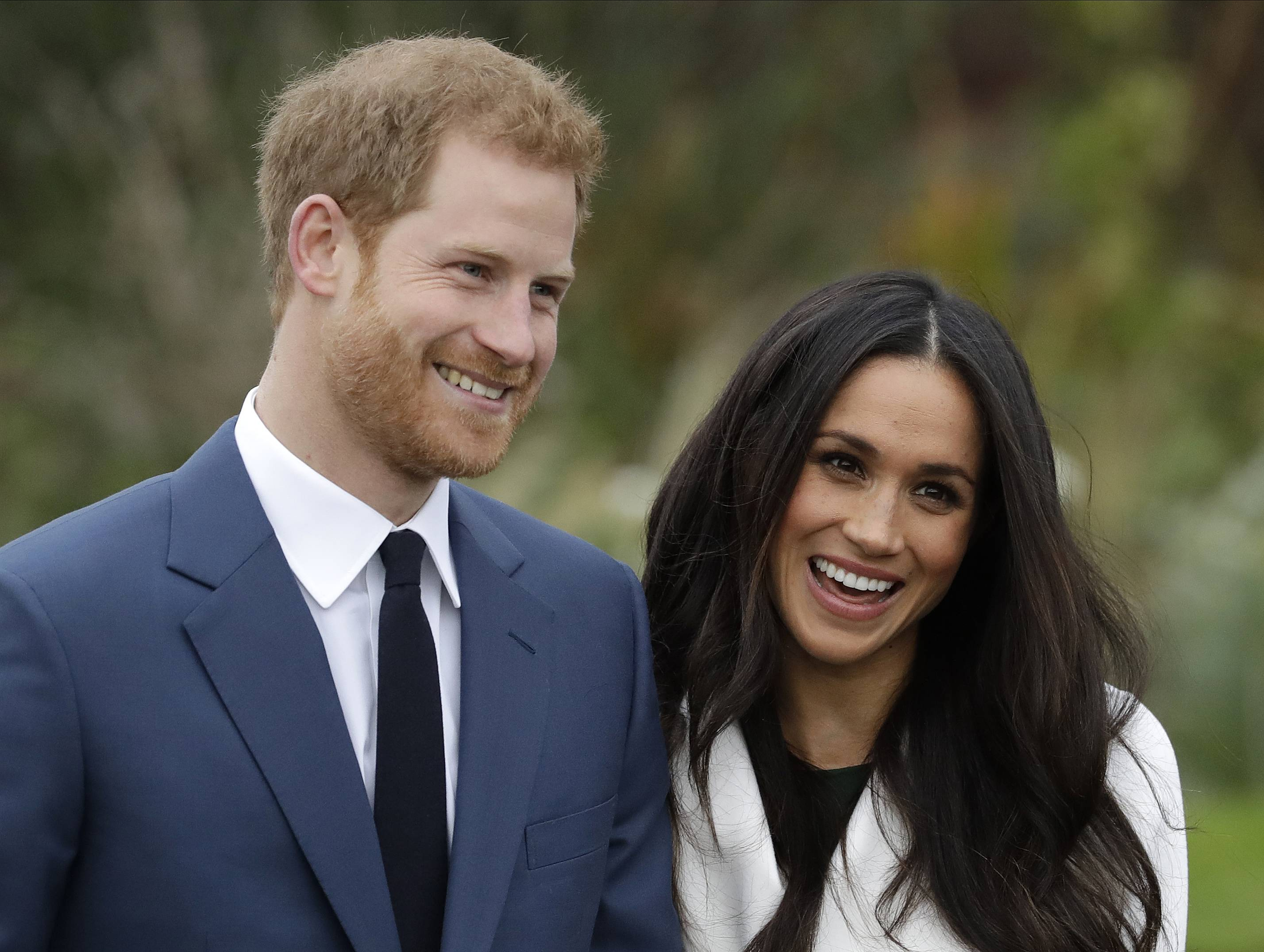 Britain's royal palace says Prince Harry and actress Meghan Markle are engaged and will marry in the spring of 2018.