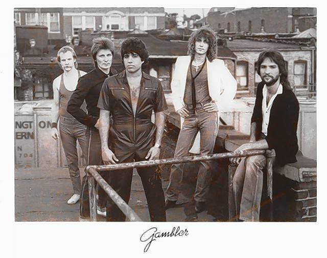 The 1980s Chicago rock band Gambler will reunite at some point this spring.