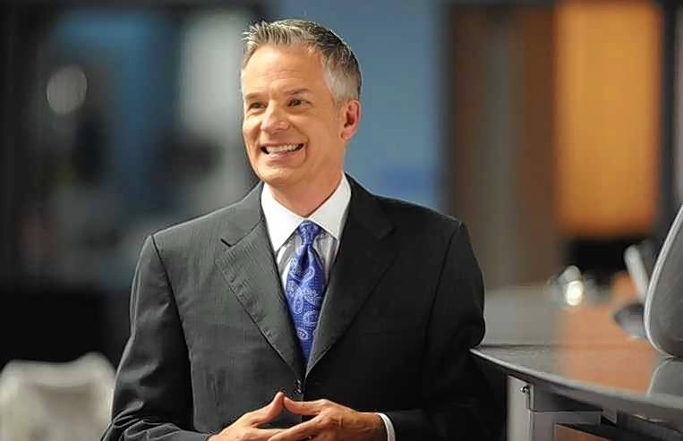 Dec. 8 will be news anchor Mark Suppelsa's last night on the air at WGN-Channel 9.