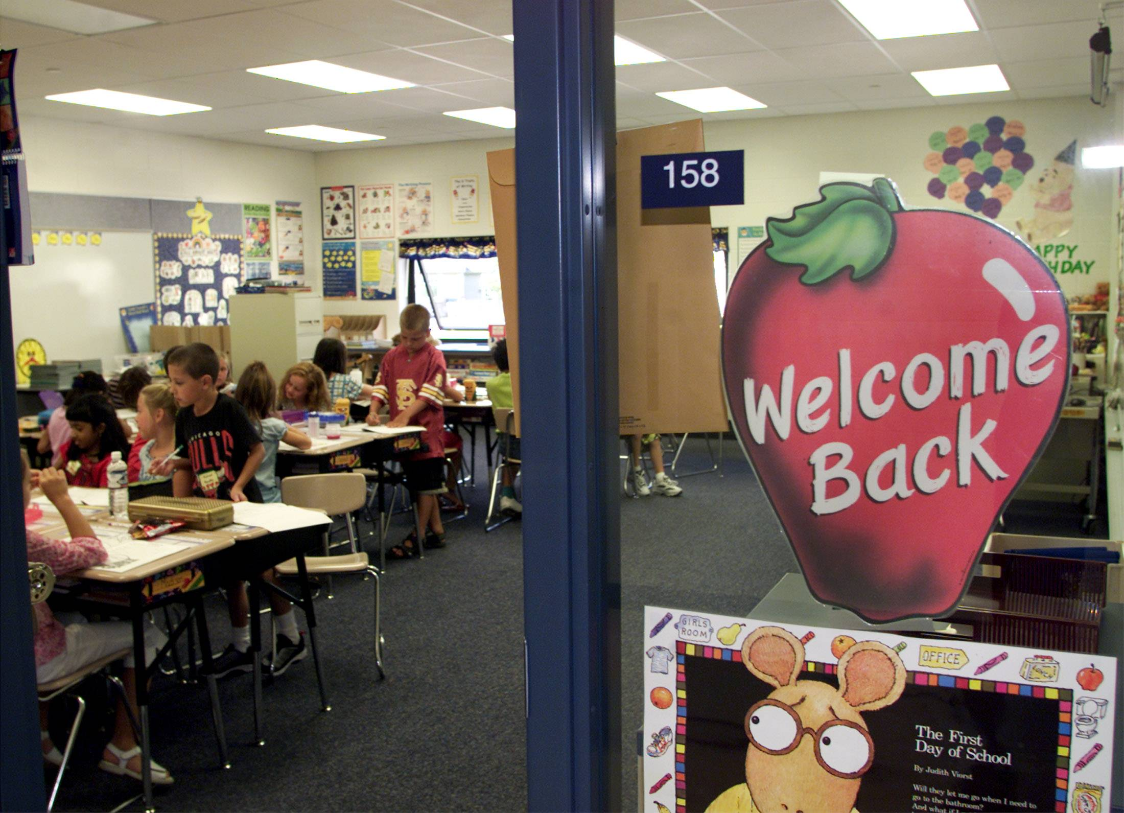 Suburban schools losing students but adding teachers