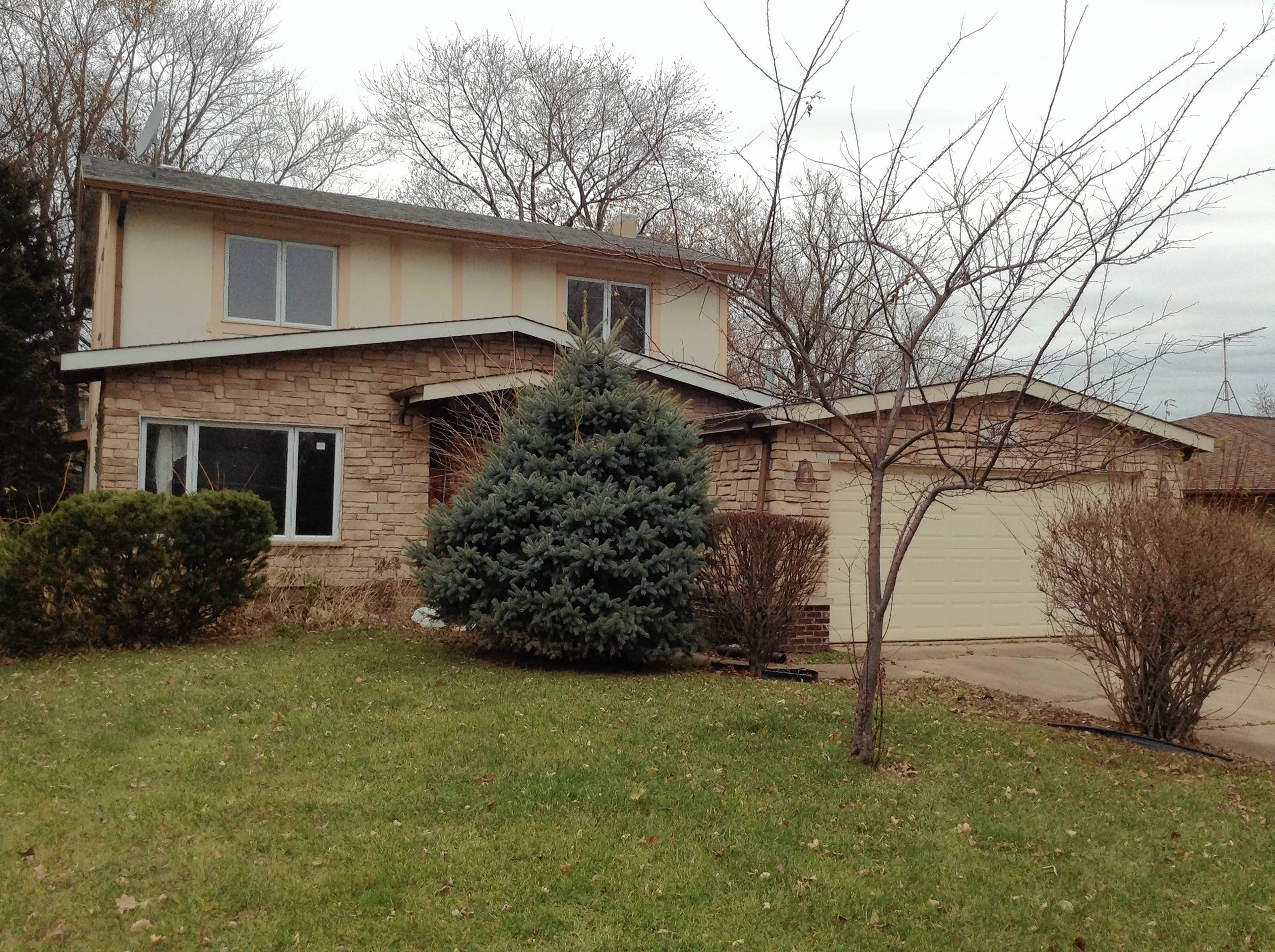Rolling Meadows Is Selling This Abandoned House At 4405 Sycamore Lane To A  Developer For $28,500