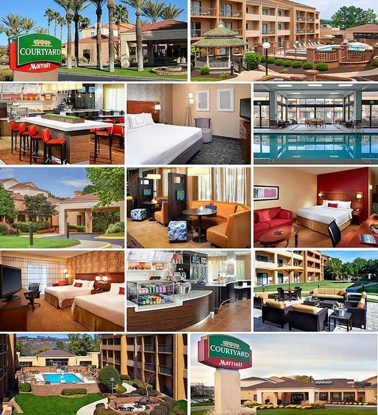 Marriott Hotels In Arlington Heights Deerfield And Rockford Were Among 13 To Be Sold