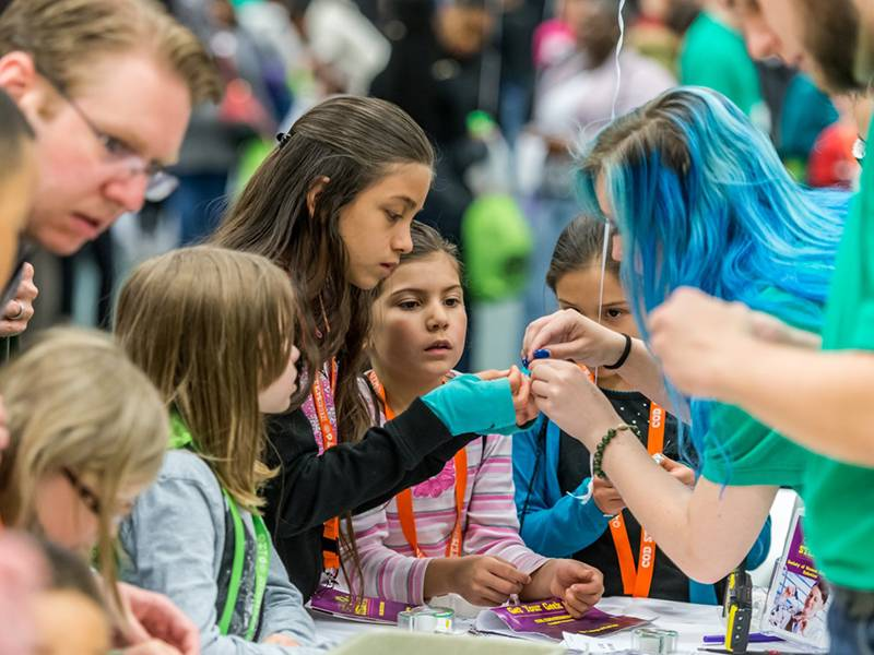 The Engineering Club at College of DuPage will host an educational event for homeschool children Dec. 16.