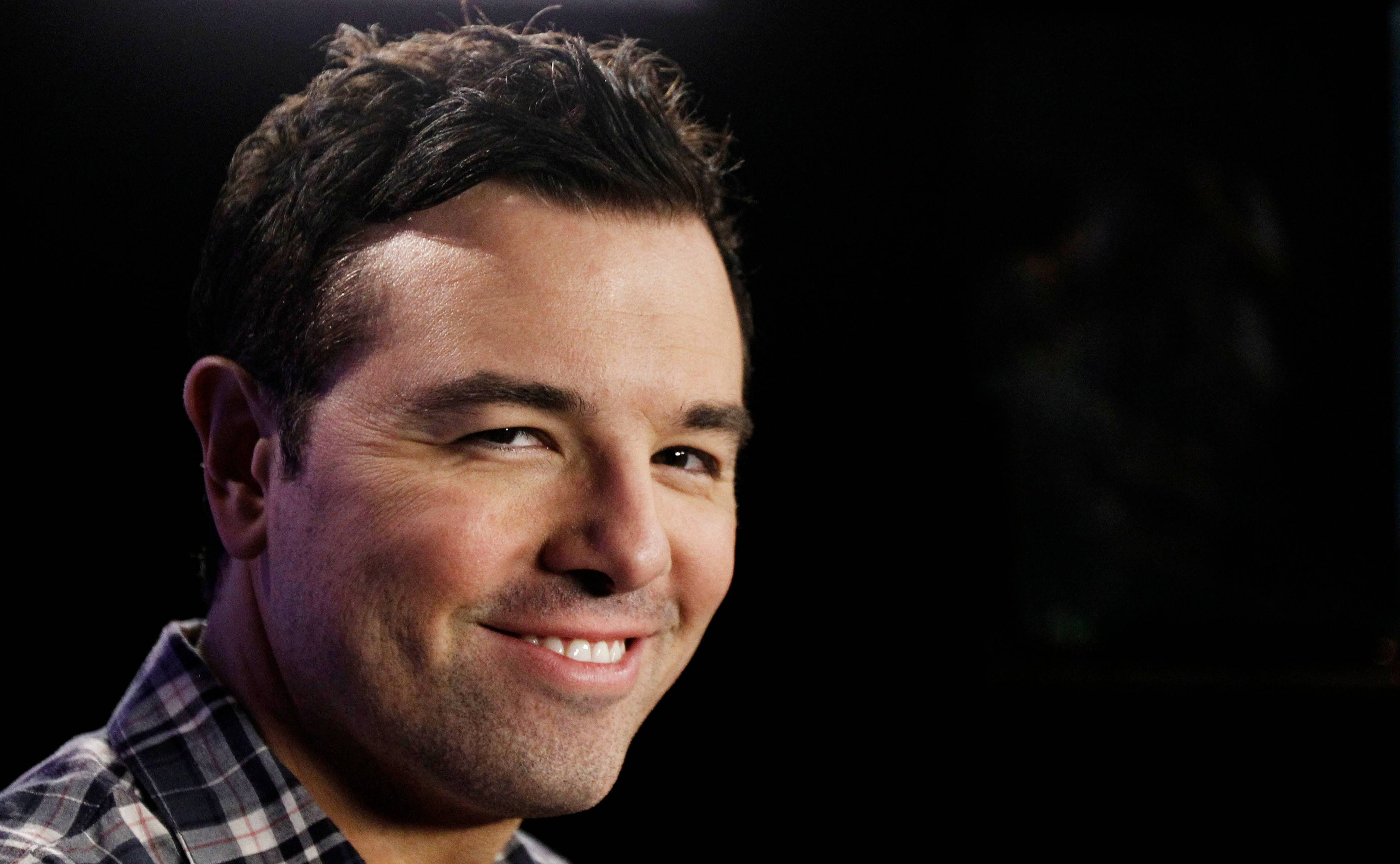 "Seth MacFarlane got a Grammy nod in the category of best traditional pop vocal album for his September release, ""In Full Swing."" Will this be his year?"