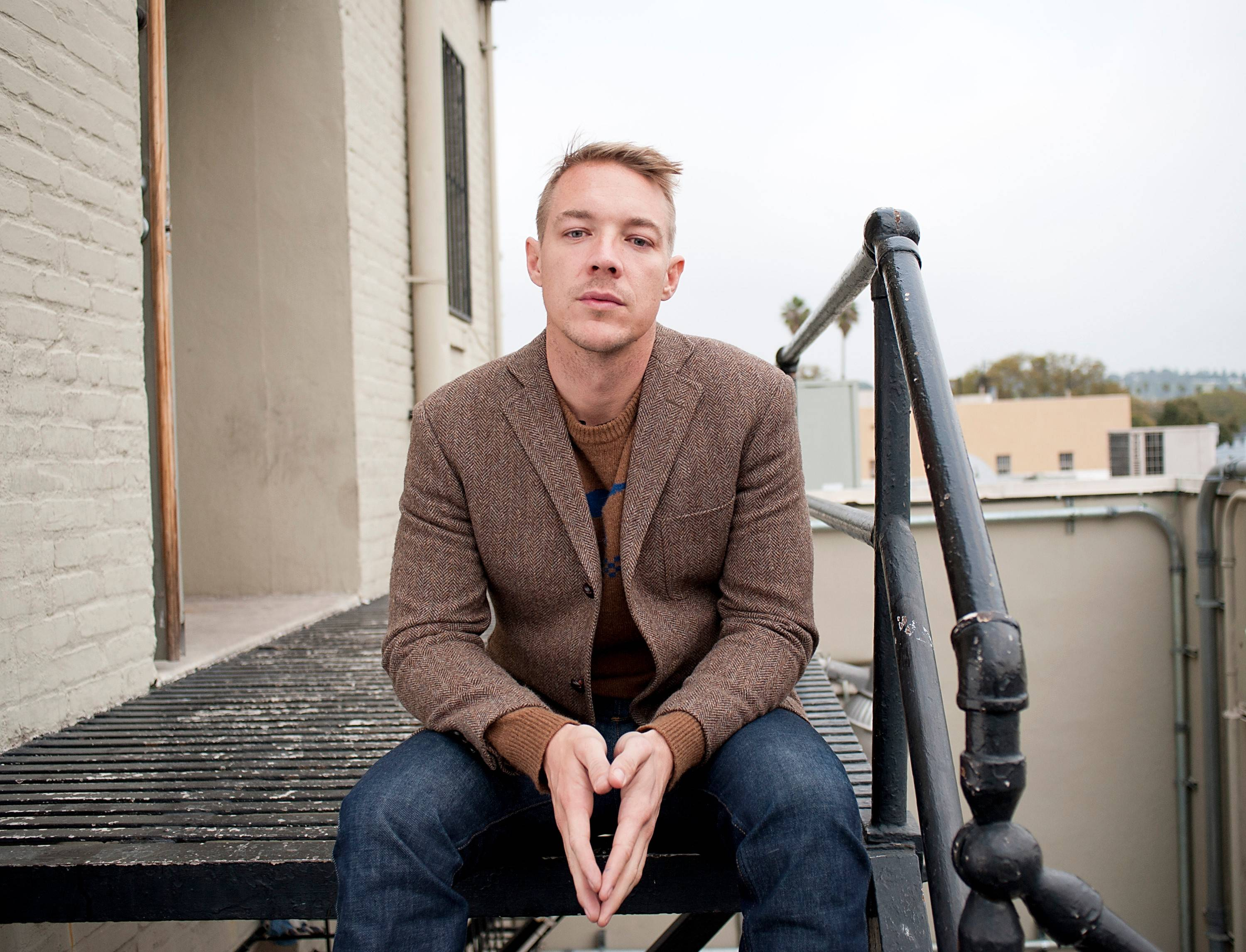 DJ and music producer Diplo hopes to make it back to Cuba, despite recently imposed travel restrictions.