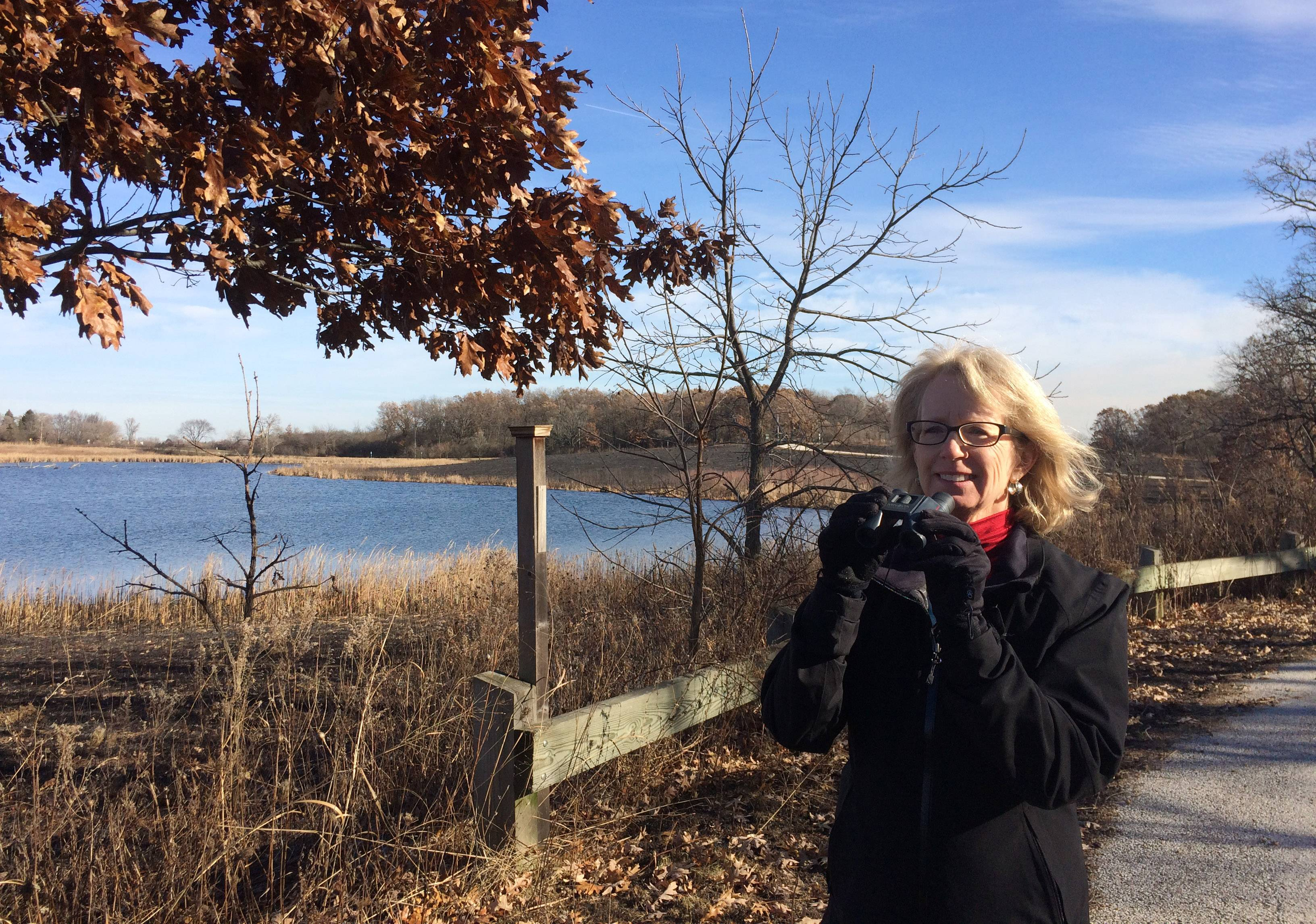 Sarah Surroz, executive director of Conserve Lake County, will become director for Lake County programs when the organization merges with Openlands.