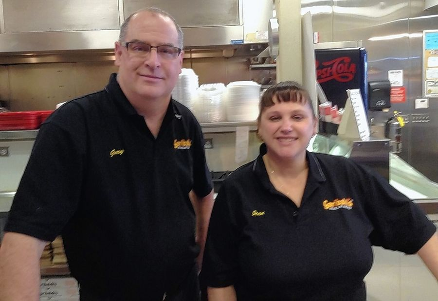 Gary Brown and Jean Gardner, co-managers of Garibaldi's Italian Eatery in Arlington Heights, said the Cook County soda tax didn't hurt their business too much, as they maintained their free refill policy.