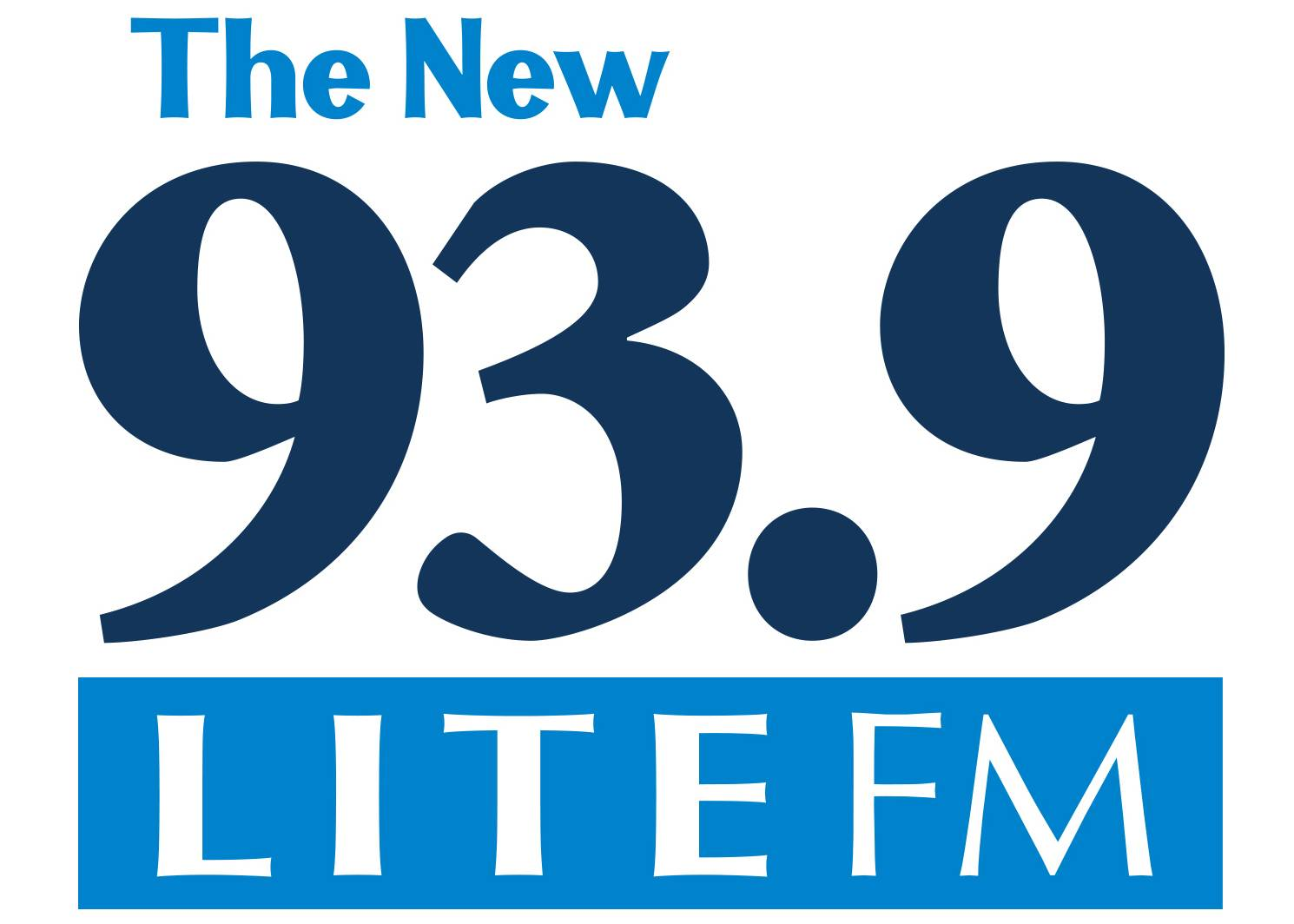 "After more than four years as 93.9 My FM, WLIT FM 93.9 has turned back to branding itself as ""Lite FM."""
