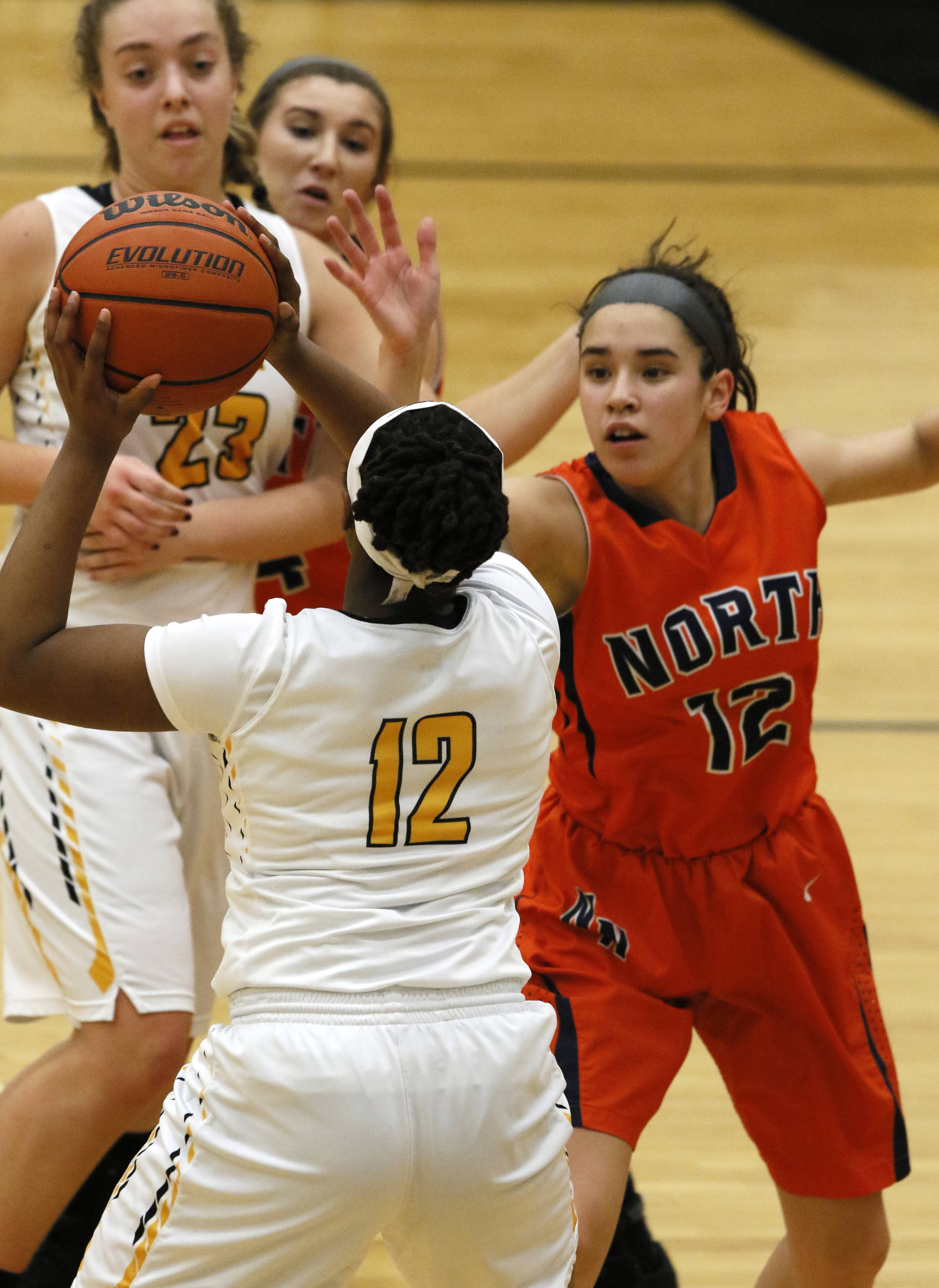 Well-rounded Naperville North dispatches Metea Valley