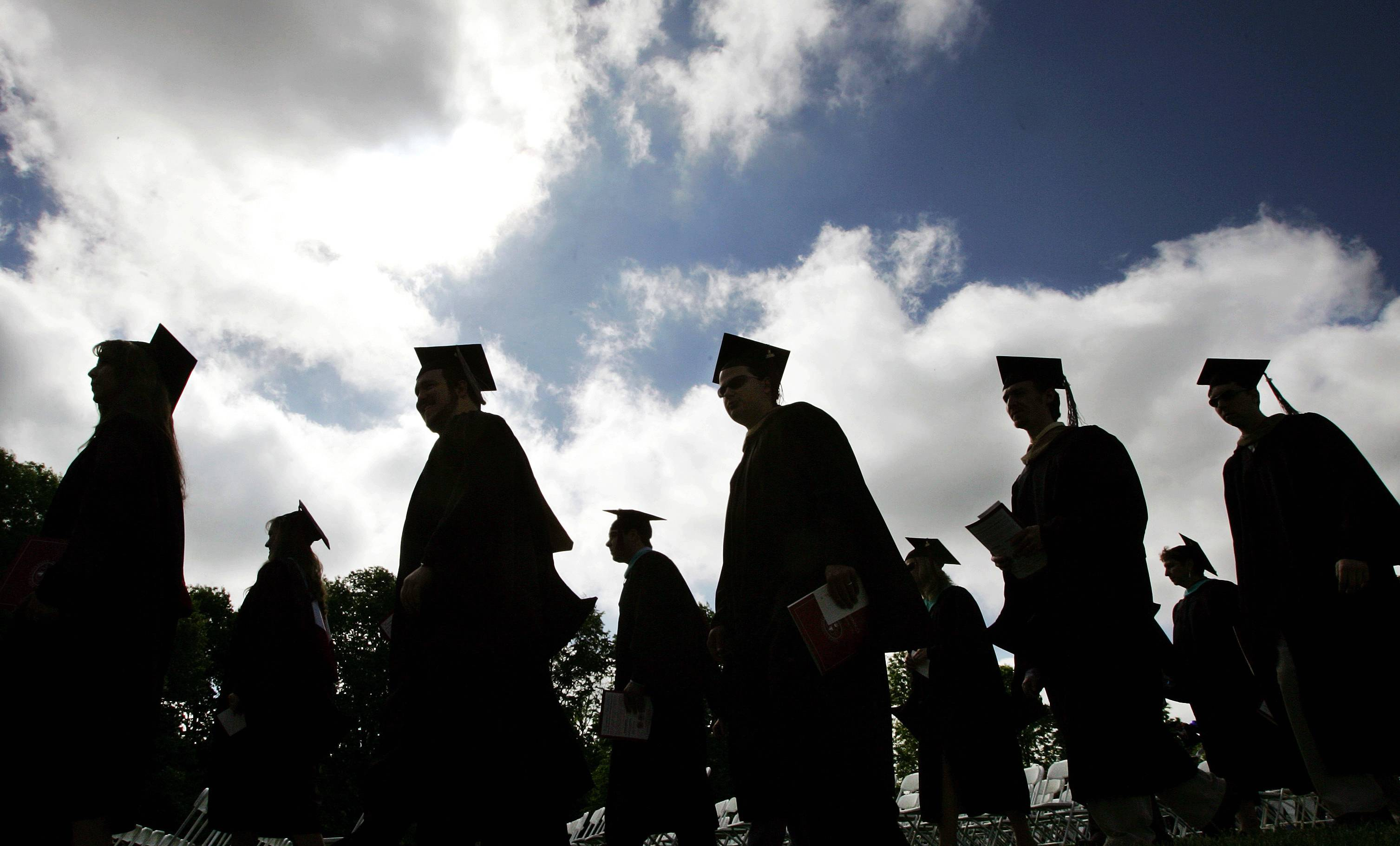 Students drop out of college for a mix of personal, financial and academic reasons, but there are resources for those who want to finally earn a degree.