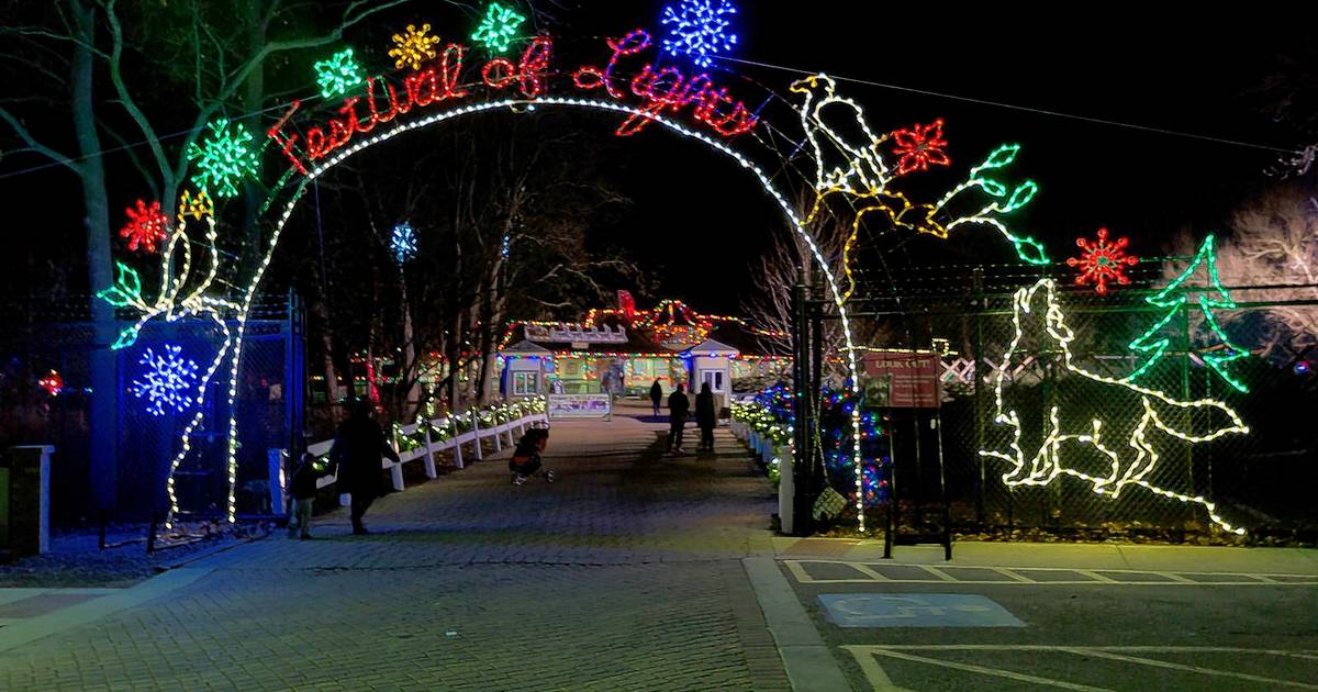 12 local light displays to get you in the holiday spirit