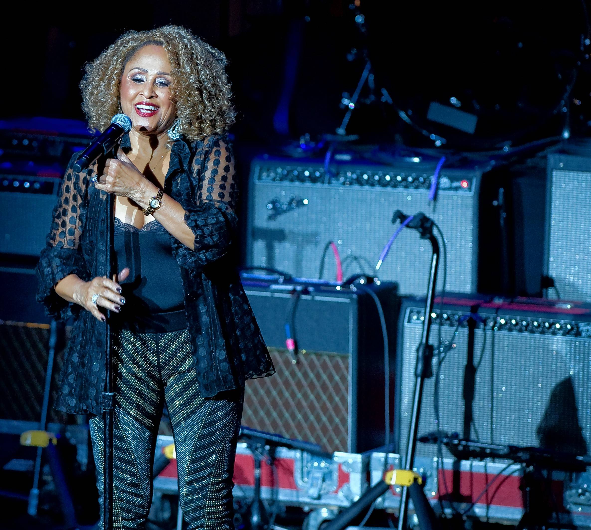 Darlene Love shares a concert bill with Shirley Alston Reeves at the Arcada Theatre in St. Charles on Sunday, Dec. 3.
