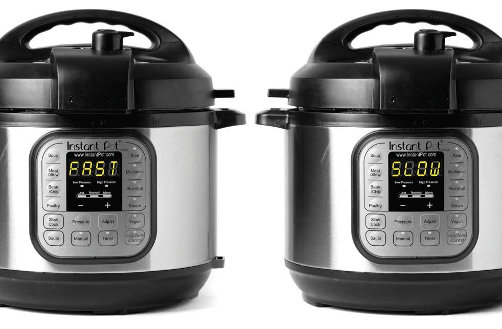 The Instant Pot, known for its rapid cooking speed, has quickly become one of this season's hottest gift ideas.