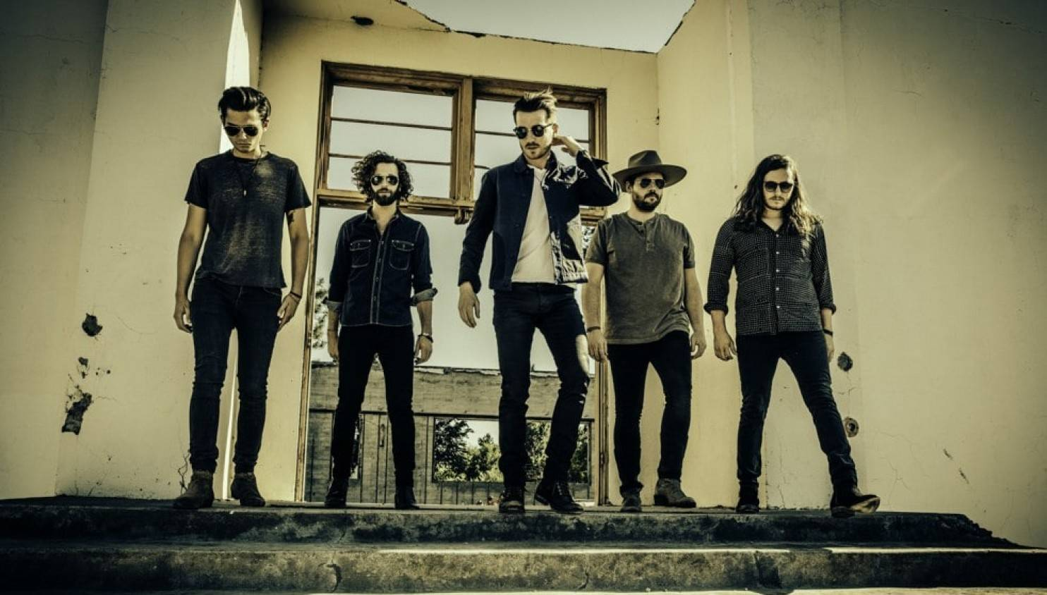 "Nashville band Lanco, which saw a big hit this year with ""Greatest Love Story."""