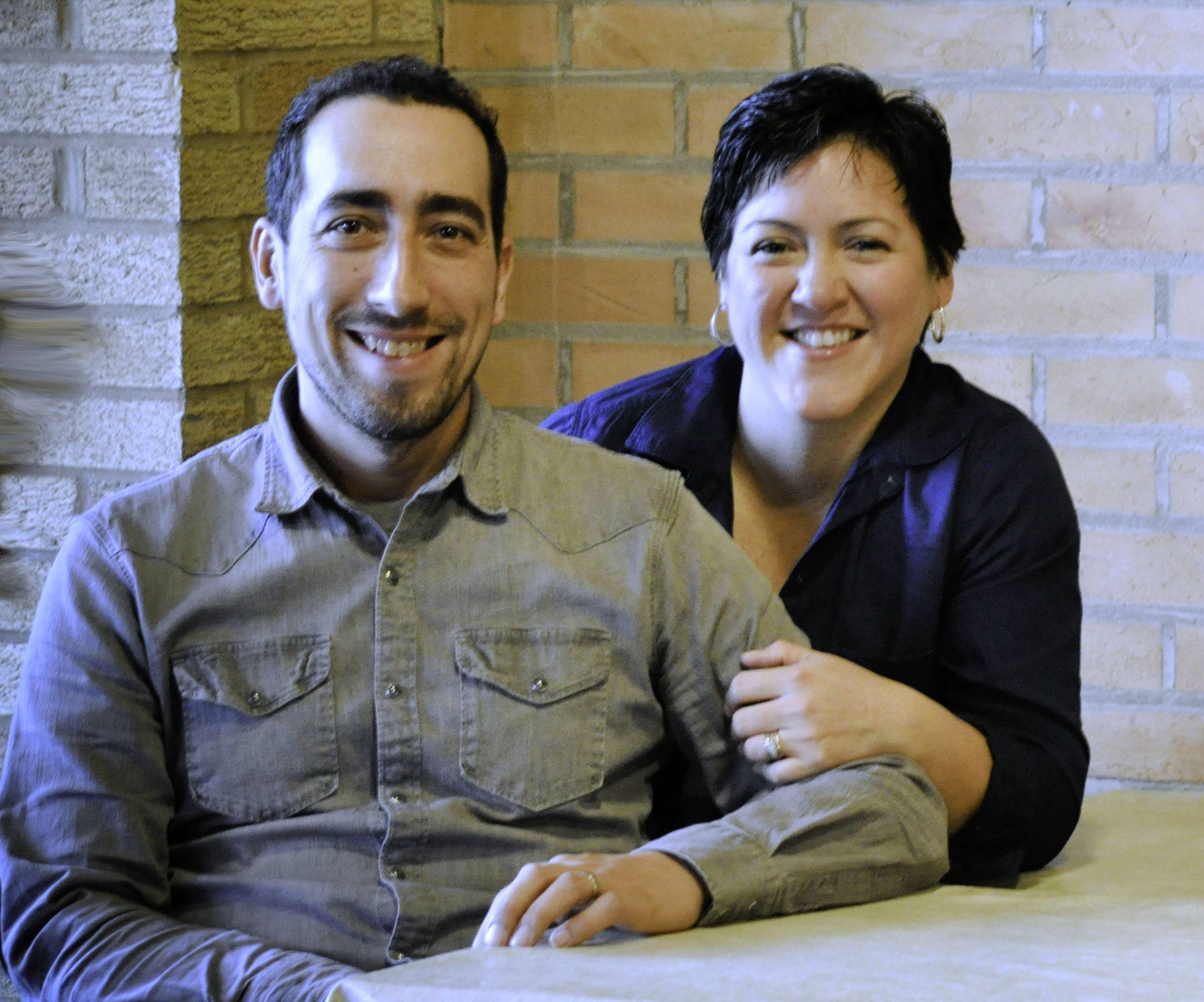 The Park Street Restaurant's new owners are Paul Arroyo and Nora Bellido Arroyo.
