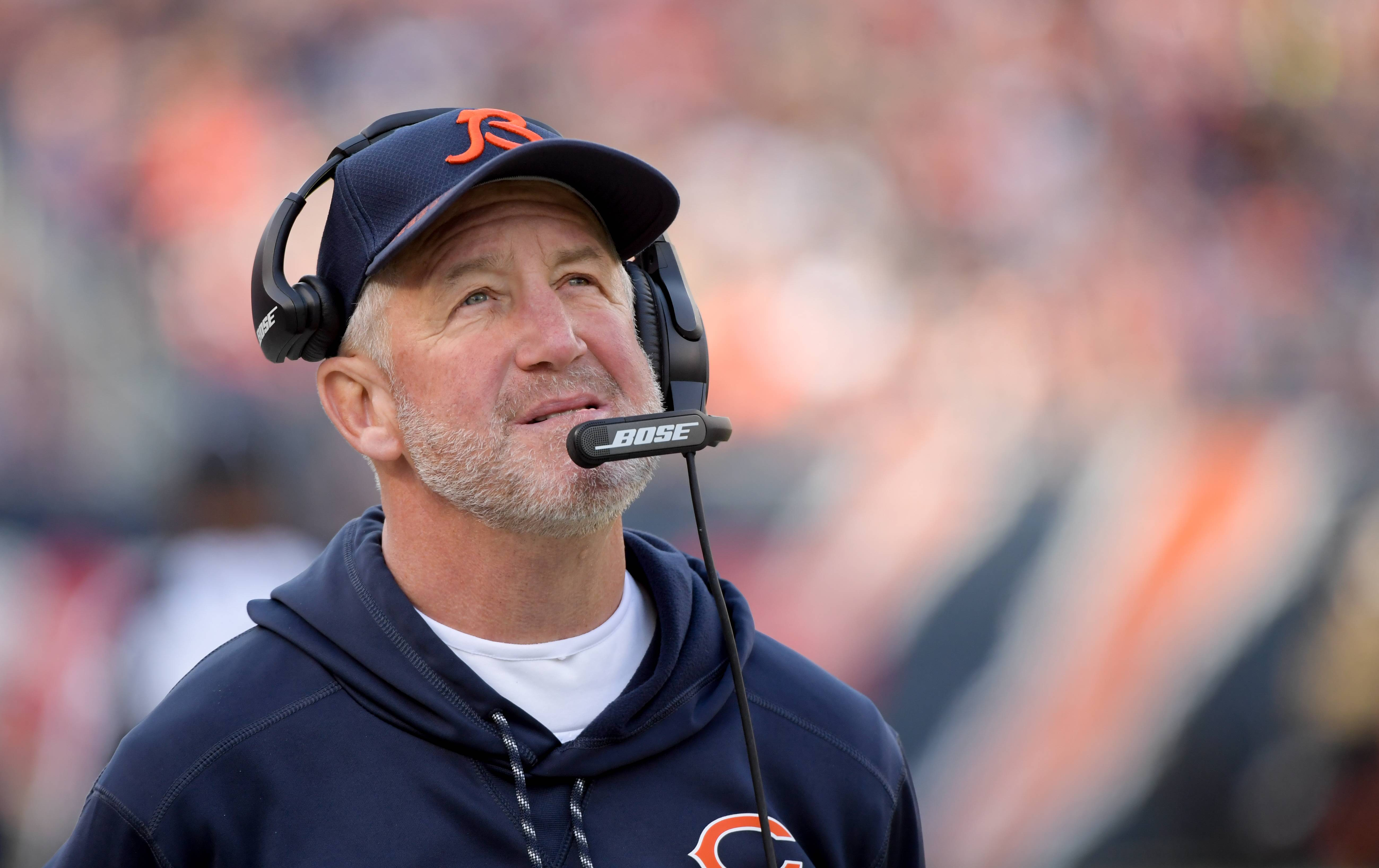 Fox on his Bears' future: 'I haven't heard anything one way or the other'