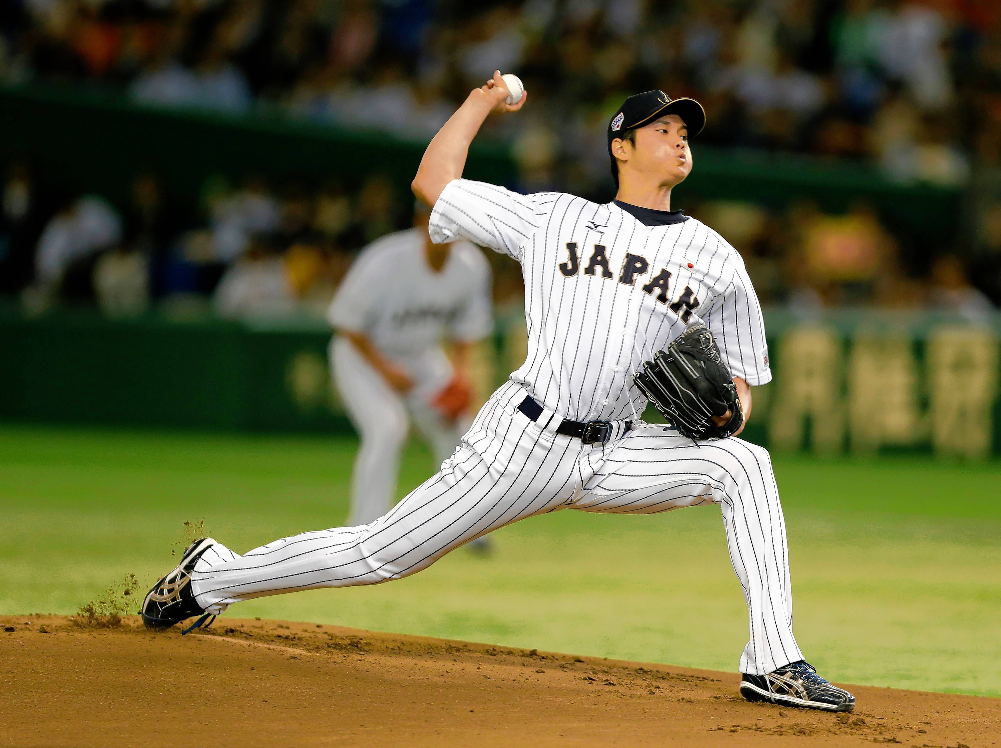 Shohei Otani of Japan has until Dec. 22 to sign with a major-league team, and the Chicago Cubs are among seven finalists for the 23-year-old baseball star.