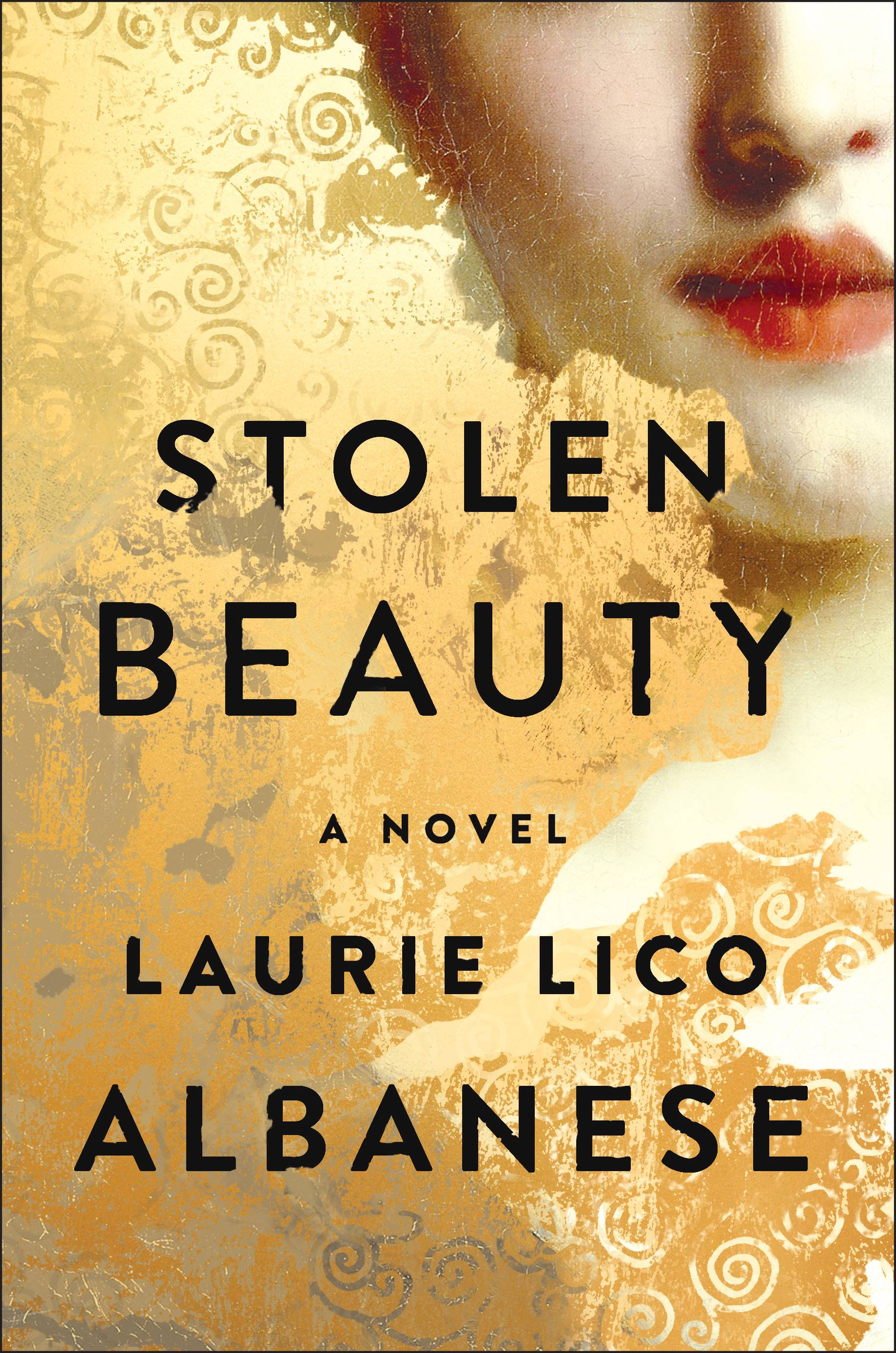 Book cover for Stolen Beauty