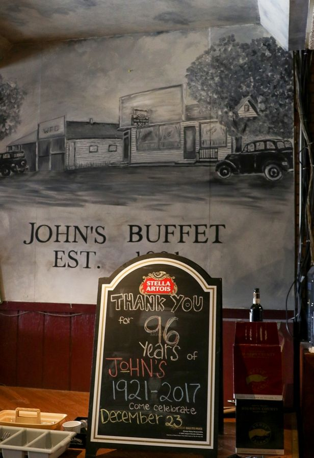 John's Tavern, one of Winfield's oldest businesses, is closing later this month after 96 years.