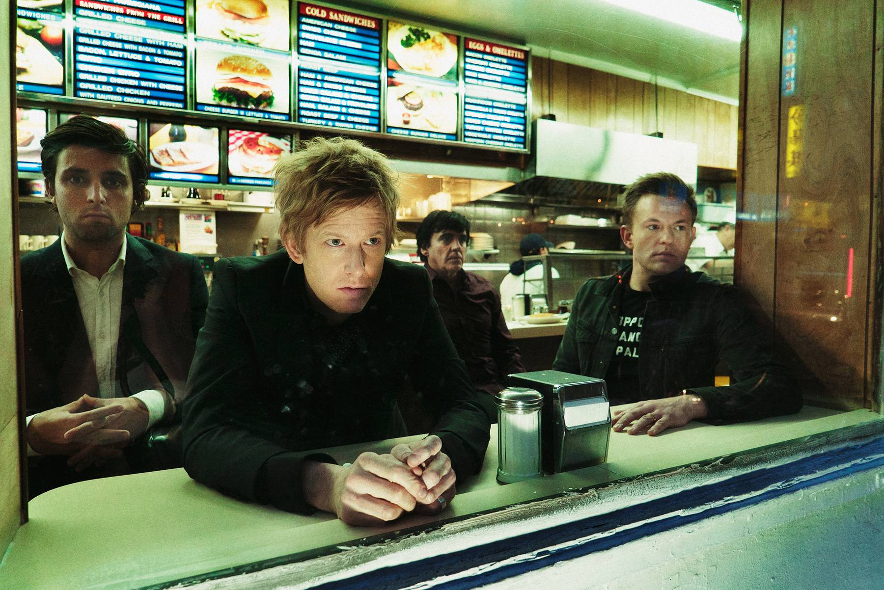 Indie rock band Spoon headlines 93XRT's Goose Island Holiday Jam Sunday, Dec. 10, at the Chicago Theatre.