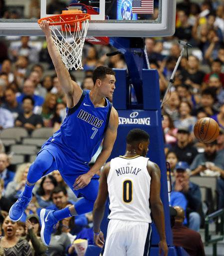 Mavericks Lead Wire-to-wire To Beat Nuggets 122-105