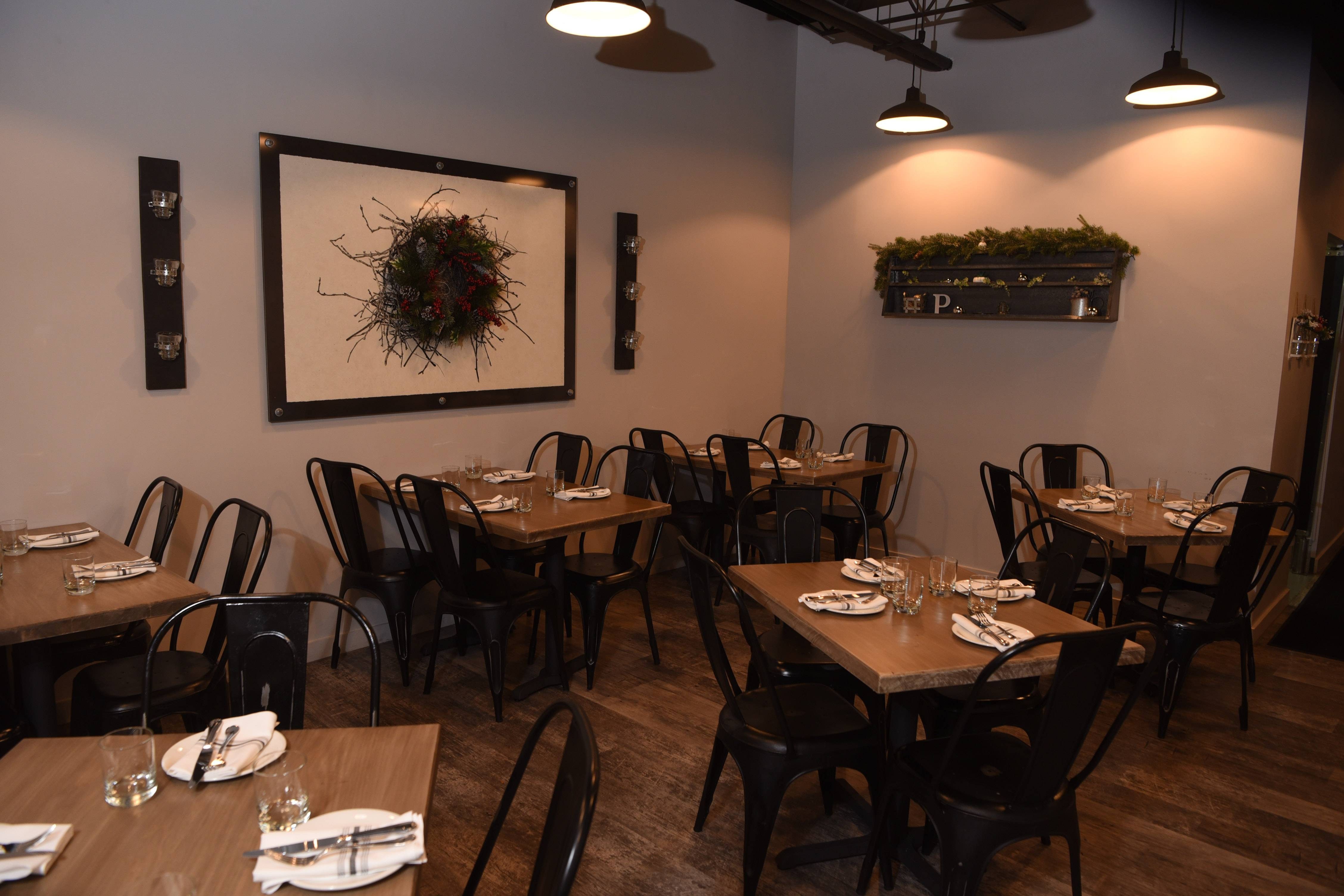Passero in Arlington Heights has an upscale-yet-casual feel.