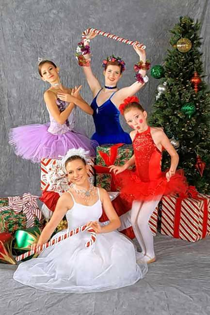 "The Midwest Dance Collective will perform ""Black Friday Shoppers Rush"" at the Elgin Symphony Orchestra's Magical Holiday Concerts."