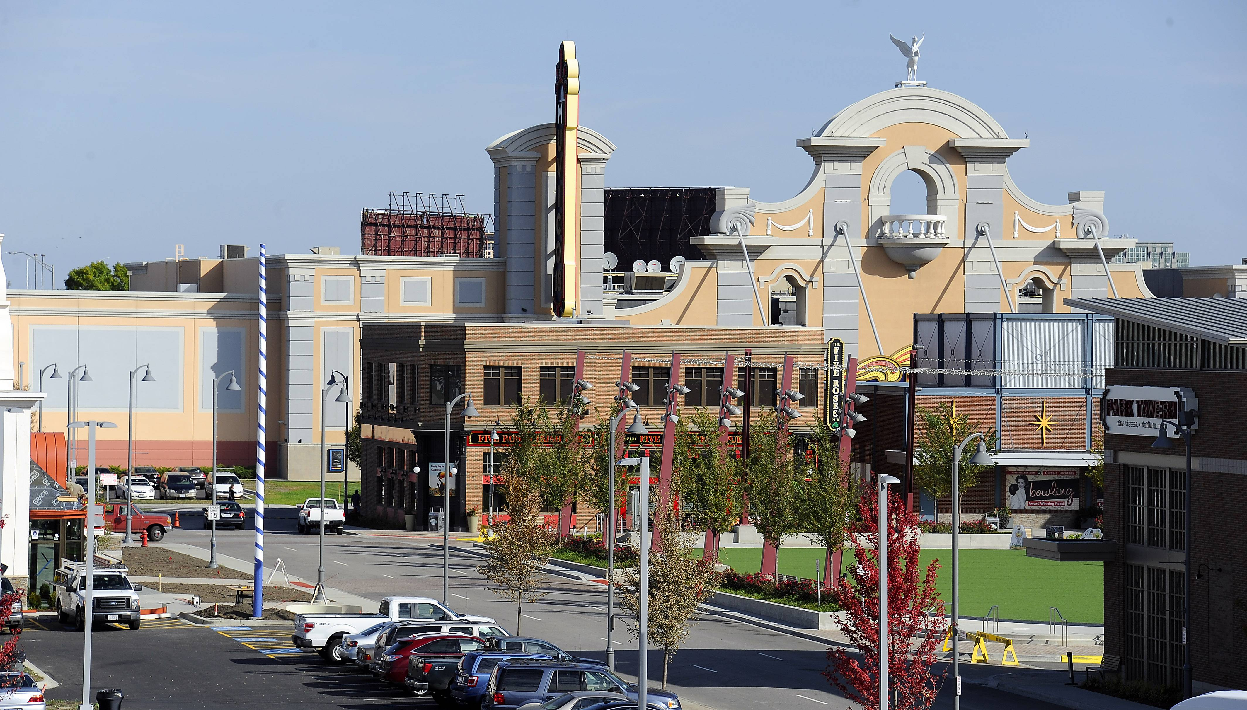 The Rosemont entertainment district:  Illinois court rulings have affirmed that public entertainment contracts must be open to public scrutiny.