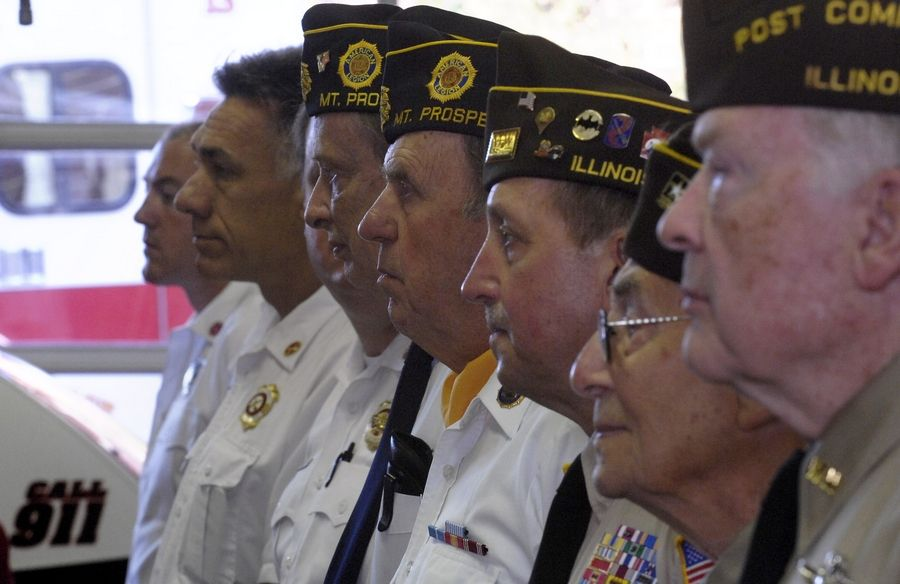 "Since 2012, the number of military veterans in all Chicago-area counties has dropped significantly. There are anywhere from 10 percent fewer veterans in Will County to 19 percent fewer in Cook County, the data shows. Veterans groups say a big reason for the drop is that the days when virtually all eligible men served in the military are long gone. ""A lot of the old-timers are dying off, and (the younger ones) are not signing up like they used to,"" said Tony Attieri of Wheeling, commander of the AMVETS Post 66."