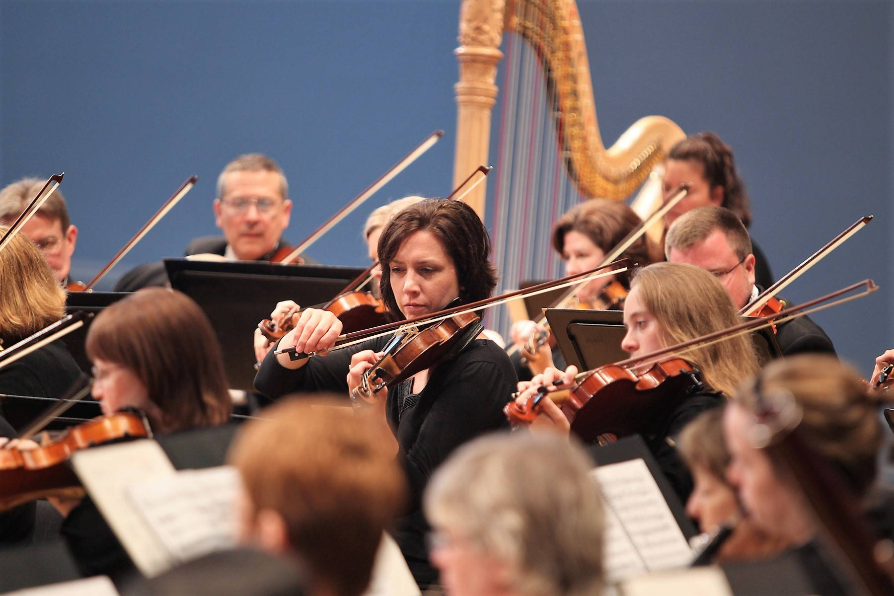The West Suburban Symphony Orchestra and Singers will perform choral and orchestral favorites.Courtesy of West Suburban Symphony Orchestra