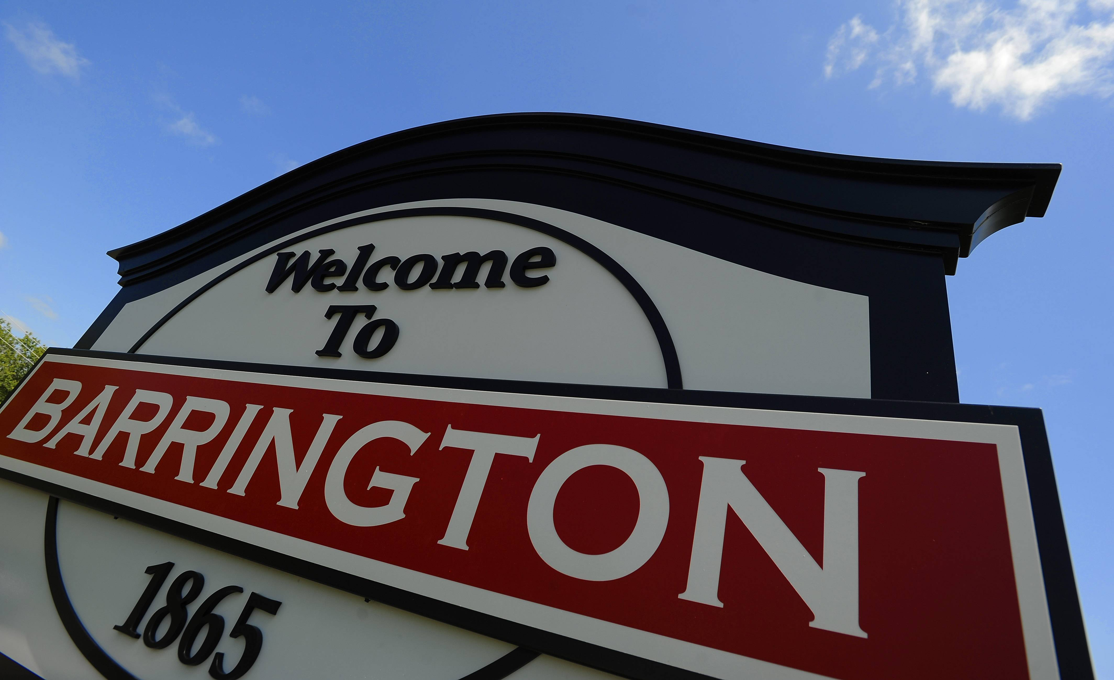 Barrington taxpayers are expected to save nearly $575,000 through refinancing of an $8.3 million debt.