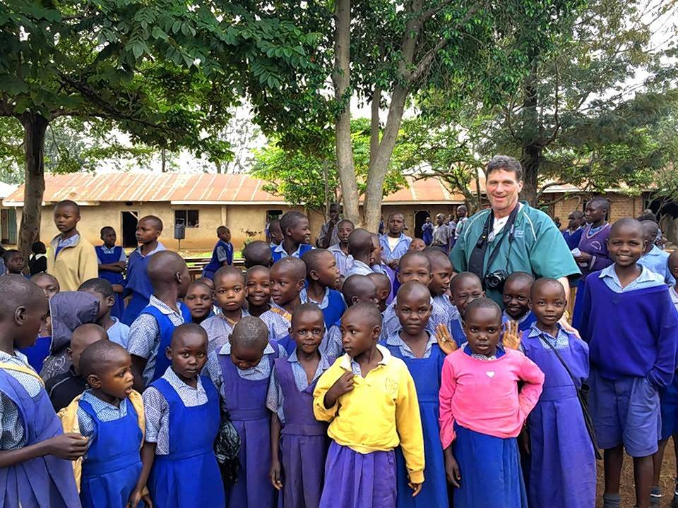 "Retired Bartlett High School teacher Brett Weiss started a charity that has sent 32 Kenyan children to high school, and four on to college. He will speak on ""A Story of Giving: One Person's Journey to Give Young African Students an Education"" on Tuesday, Dec. 19, at Gail Borden Public Library in Elgin."