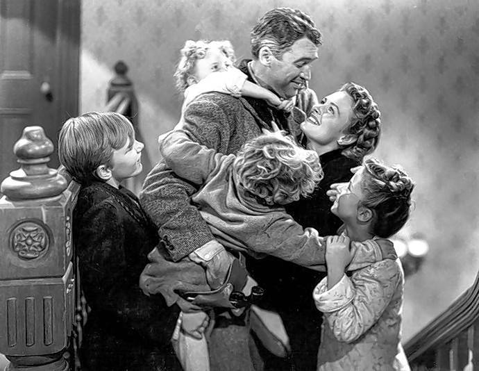 """It's A Wonderful Life"" was actually a box office bomb when it first hit the theaters 70 years ago this Christmas."