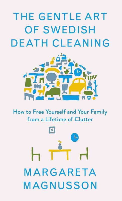 From sweden an unsentimental take on de cluttering for Cleaning out deceased parents home