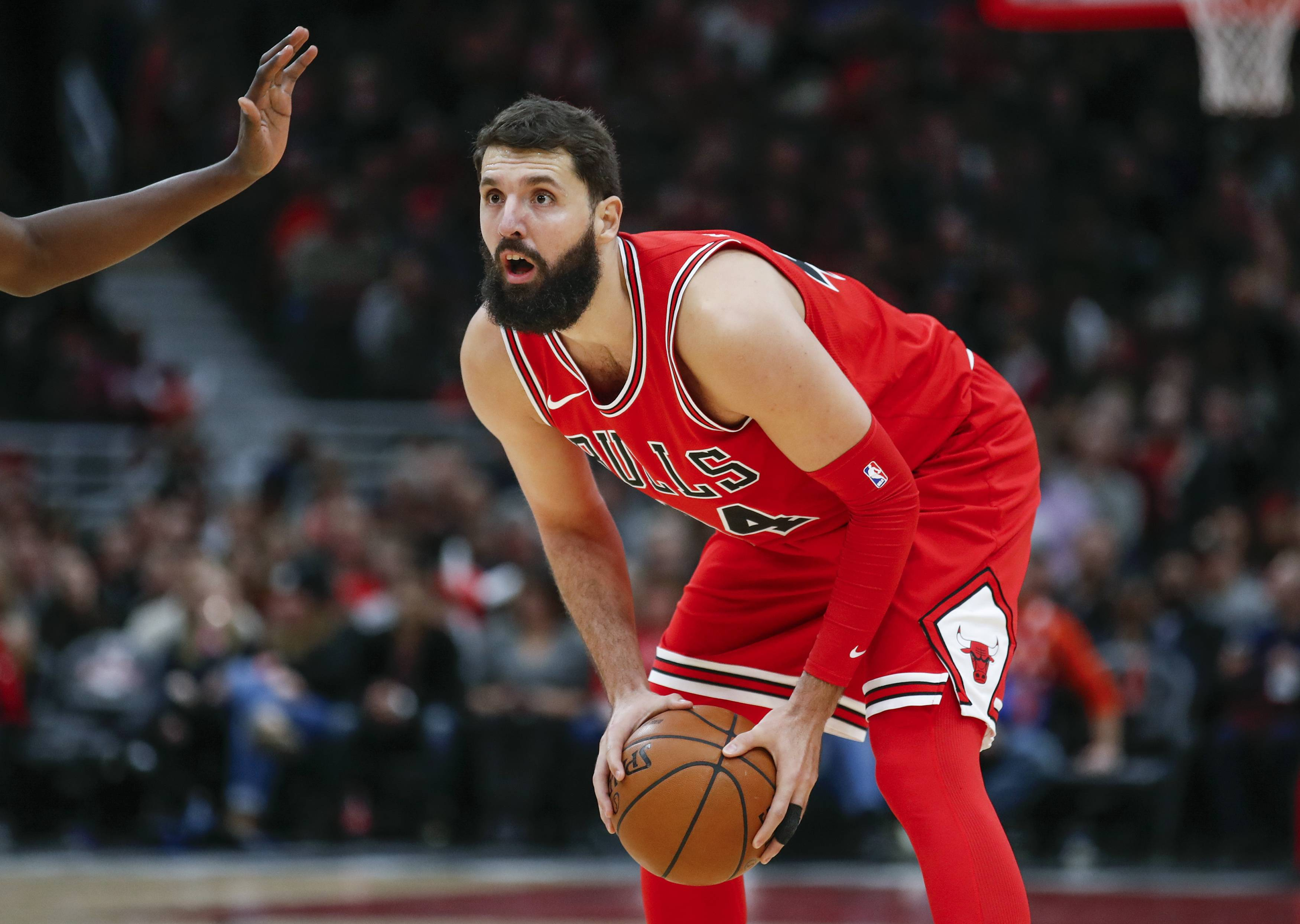 Bulls blow lead, but beat Knicks to win second straight