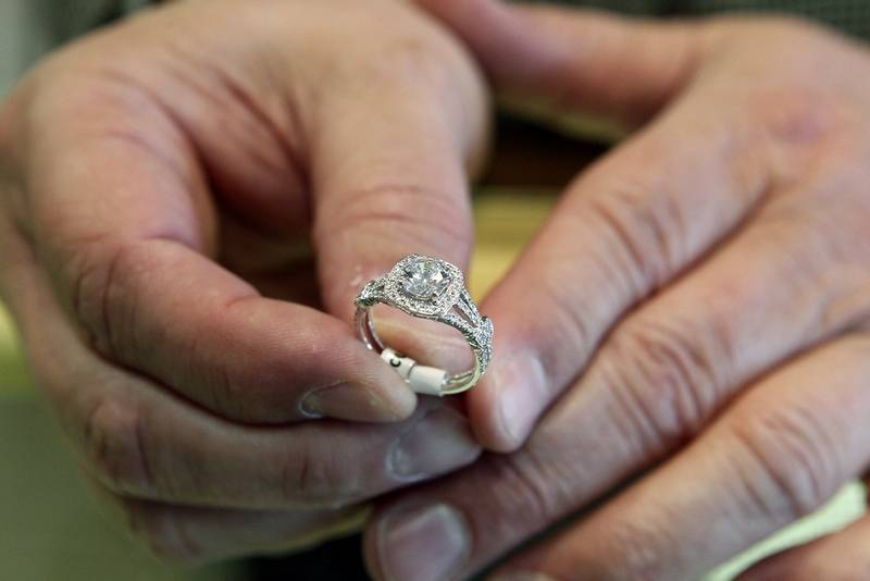 Getting engaged tell your insurance agent about the ring its not exactly romantic but engagement ring insurance is a relatively inexpensive way to make junglespirit Image collections