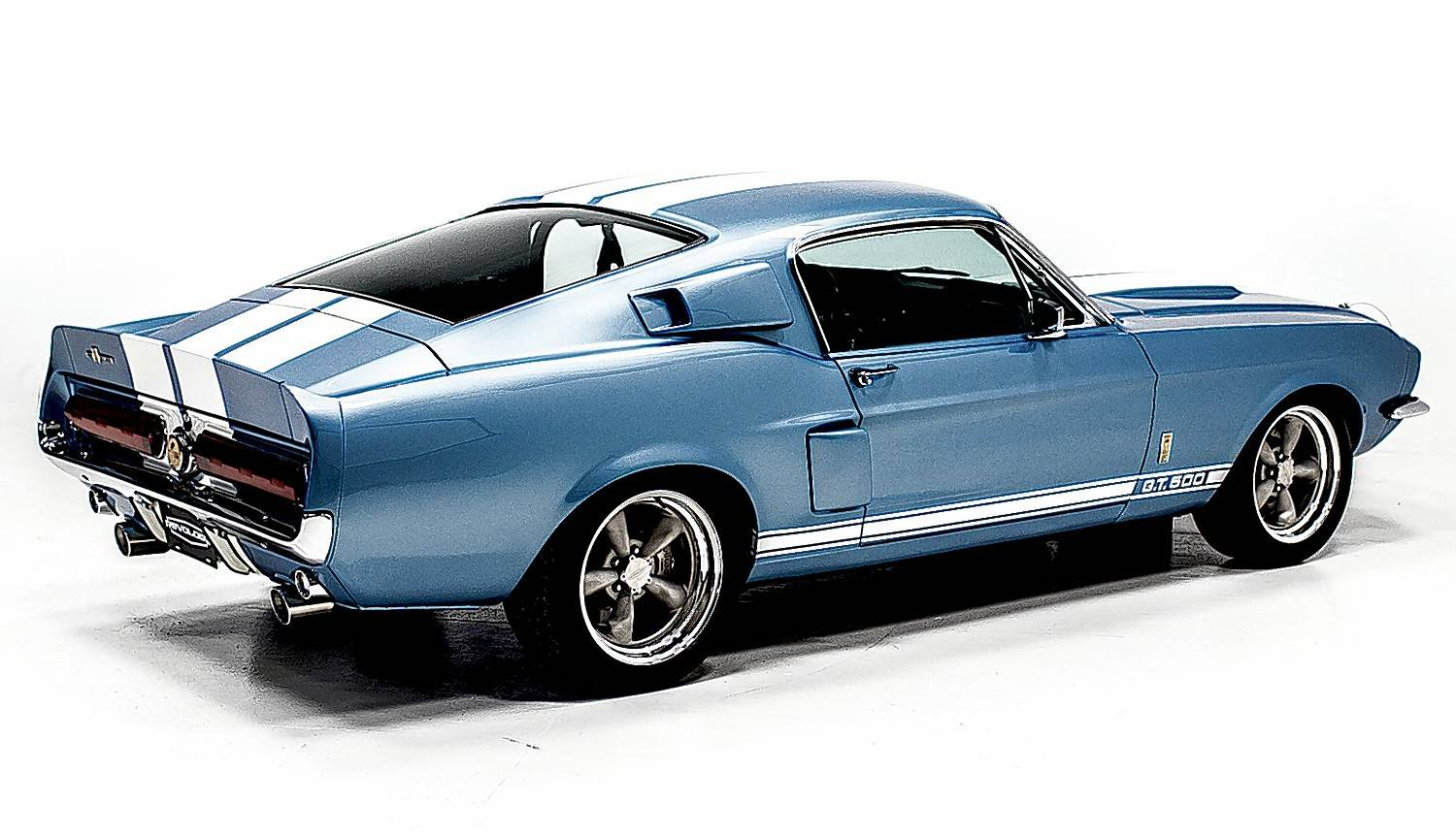 Revology Pays Homage To The Ford Shelby Gt500