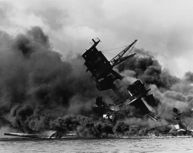 a discussion of the effects of the attack on pearl harbor