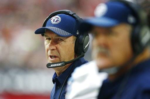 Mularkey sees Titans' offensive issues as 'very fixable'
