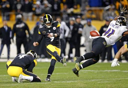 Ravens' defense falls apart in 4th quarter against Steelers