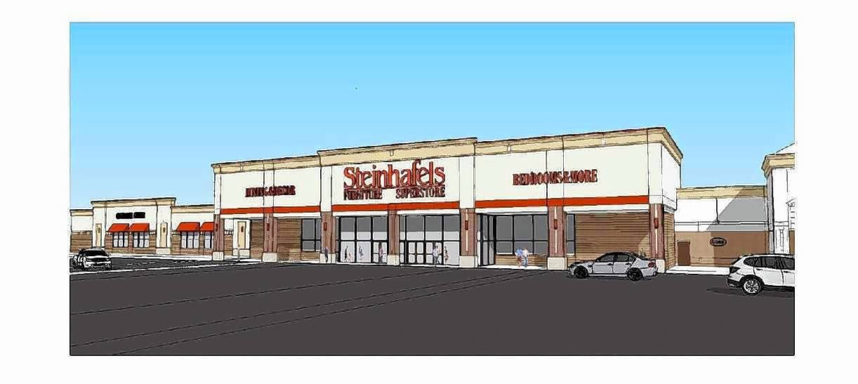 Steinhafels Furniture Superstore Is Expected To Open Next Fall In Crystal  Lake.
