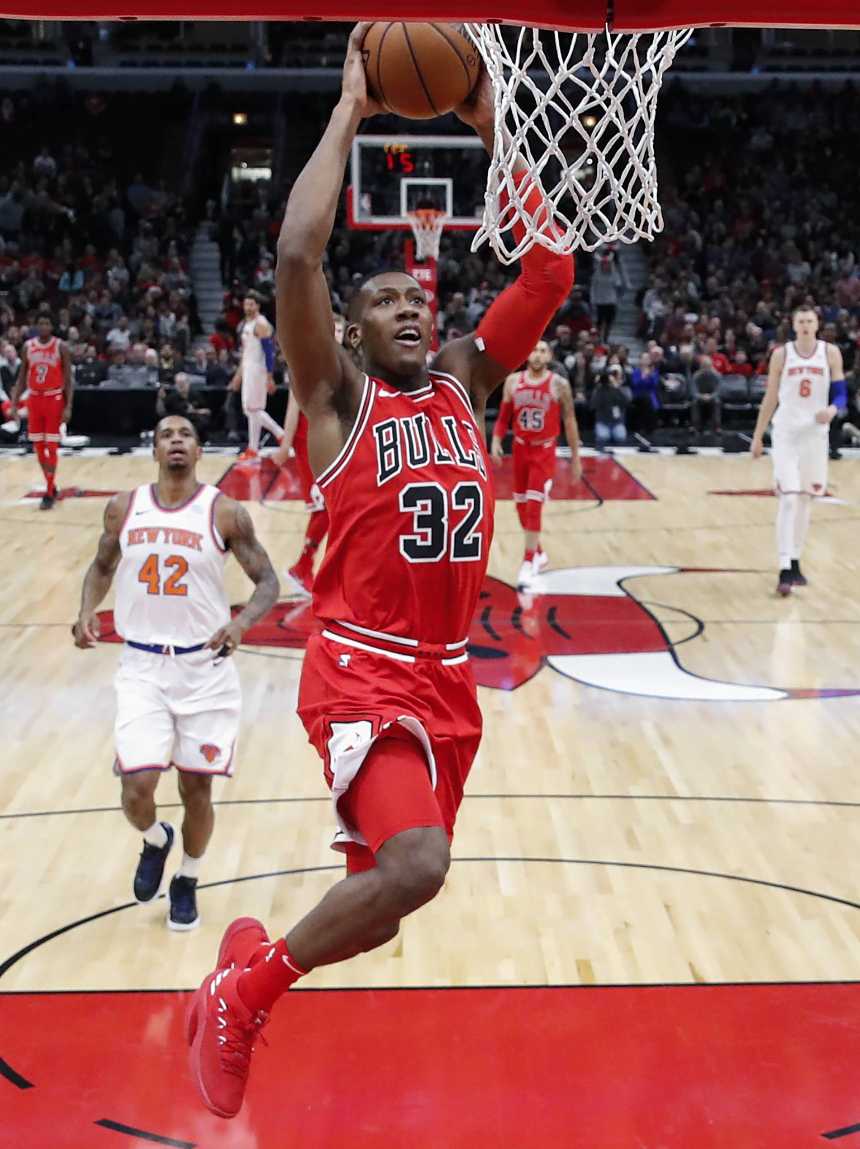 Dunn credits Hoiberg for building confidence in outside shot