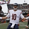 Bears' QB Trubisky takes a giant leap in development
