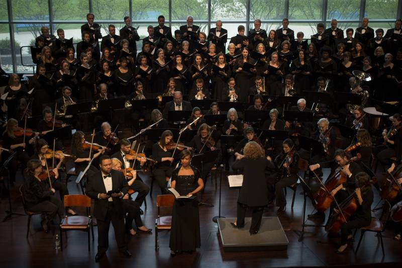 Marmion abbey to host sing along messiah dec 17 fox valley orchestra and chorus invites the community to the seventh annual sing along solutioingenieria Gallery