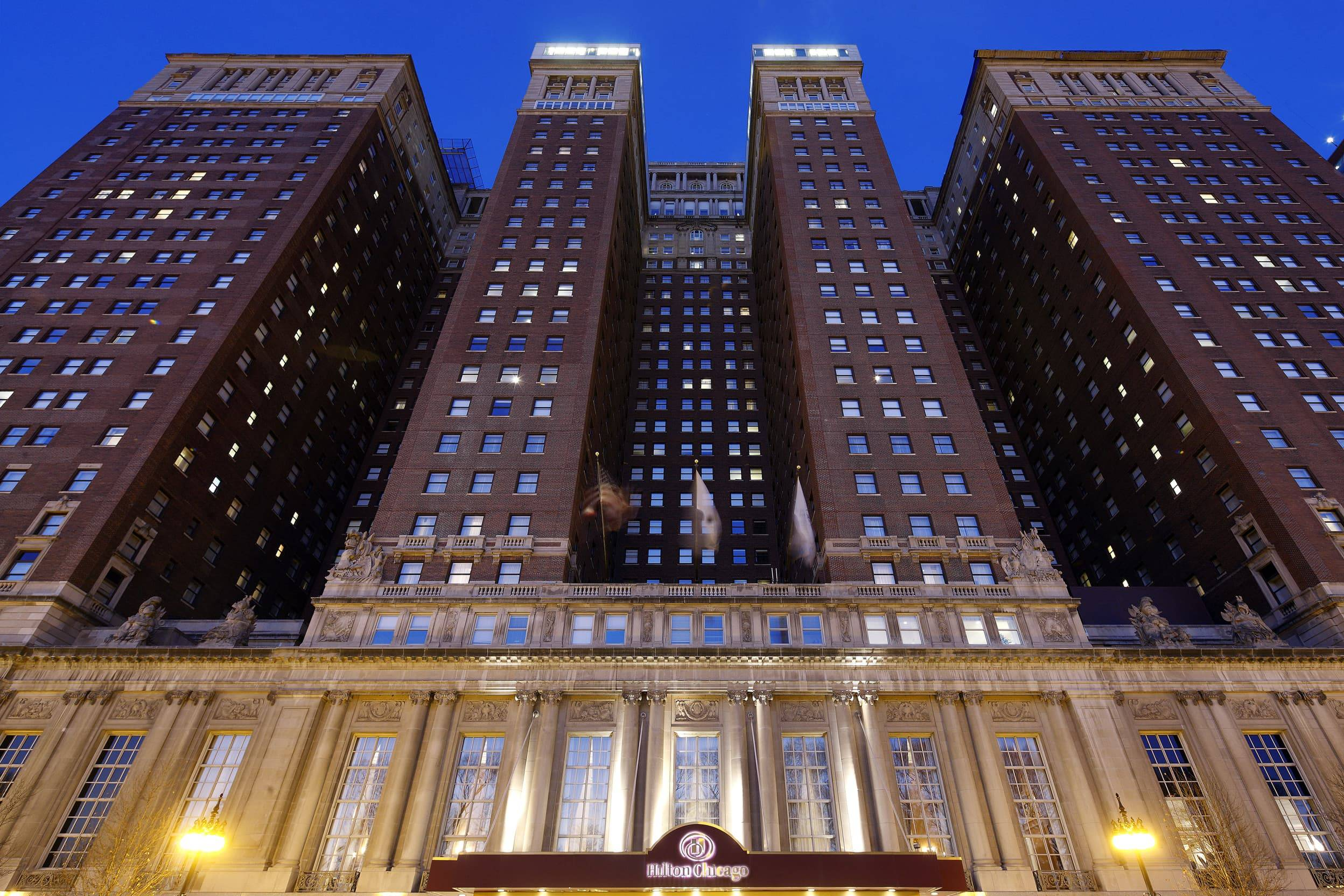 While some towns spent thousands for officials to attend the Illinois Municipal League conference at the Hilton Chicago this past September, others chose not to attend.