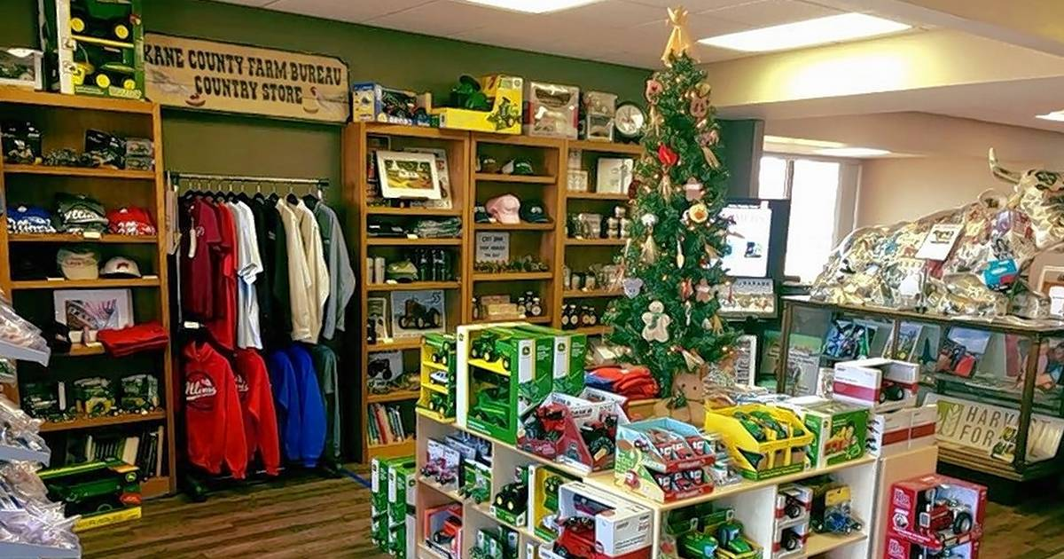 Kane County Farm Bureau\'s Country Store offers gift ideas